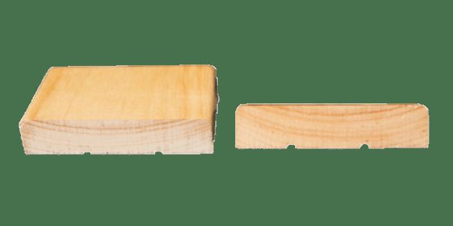 Saligna Plain Decking